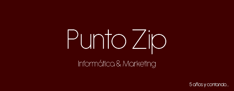 blog, punto zip, agencia digital, 5 años, informática, marketing
